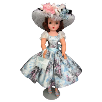 Gorgeous Red Headed Cissy Doll, Fully Dressed in Lovely Outfit