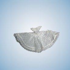 Bild Lilli Vintage Custom Dotted Swiss Dress By Jeanie Kay