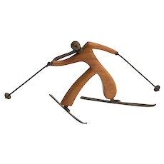 Hagenauer Skier Figure