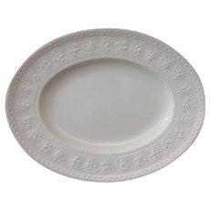C. 1940 Large English Wedgwood Oval Serving Platter