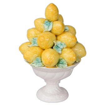 Vintage Italian Lemons Topiary