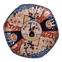 Antique 19th Century Japanese Imari Charger