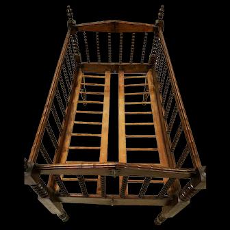 1890's Crib