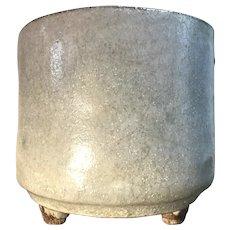 18-19th c Chinese Antique Porcelain Incense Burner Urn
