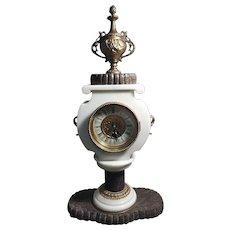 Stunning Clock  古董大理石钟