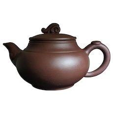 Purple Clay Teapot by Fan Yaqin 范亚勤制紫砂壶