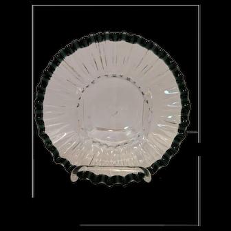 Blenko Bowl, 1957 Rare Juniper Color #5423