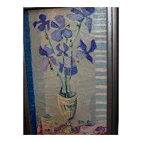 Lavender Flowers by Franklin Drake