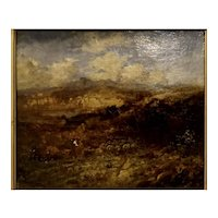 Landscape by David Cox the Younger