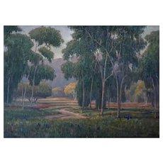 California Landscape by William Ballantine Dorsey