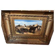 Farm Wagon by A Buila