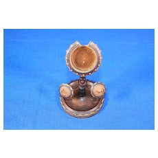 Pocket Watch stand Circ late late 1800's or early 1900's