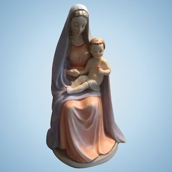 Hummel - 151 - Madonna Holding Child