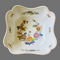 Hutschenreuther germany Mandalay floral bowl rare