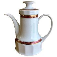 Rare Johann Seltmann Vohenstrauss Bavaria tea pot