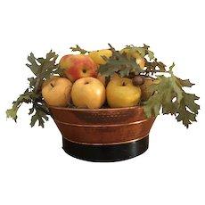 Lovely vintage autumn thanksgiving  table centerpiece