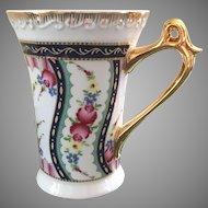 Royal Scotland chocolate mug, tea cup