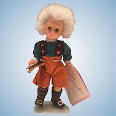"Madame Alexander 8"" 1994 Geppetto"