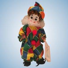 "Madame Alexander 1990 8"" Clown"