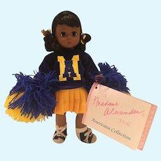 """Madame Alexander 1992 8"""" Cheerleader"""