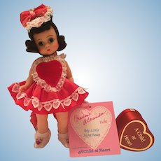 "Madame Alexander 1992 8"" My Little Sweetheart"