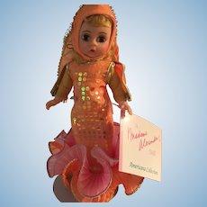 "Madame Alexander 1993 8"" Goldfish"