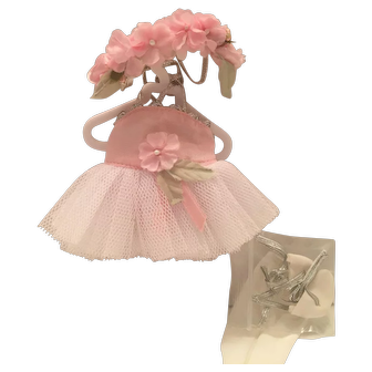 Ginny Doll Clothes 1991 Ballerina