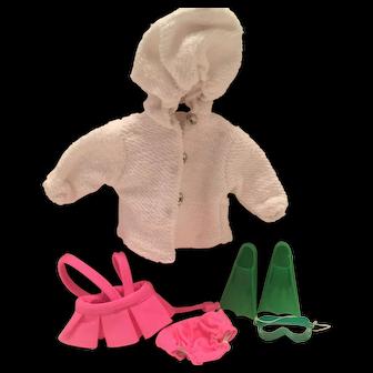 Ginny Doll Clothes 1991 Beach Series