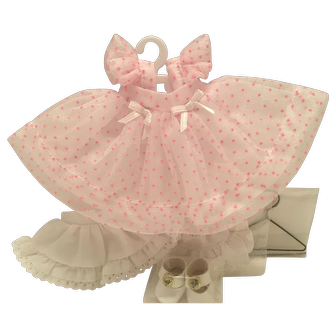 Ginny Doll Clothes 1997 Pink Parfait