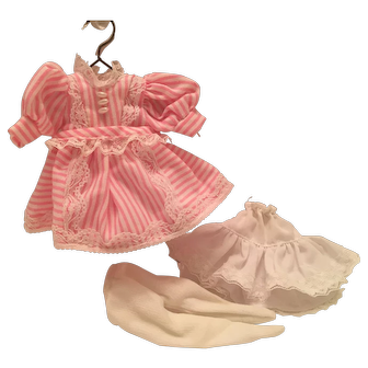 Ginny Doll Clothes 1987