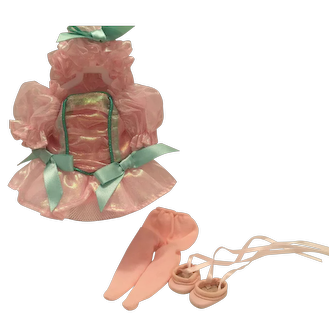 Ginny Doll Clothes 1998 Ballet Recital