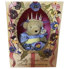 Muffy North American  Bear Co 1994 10th Anniversary