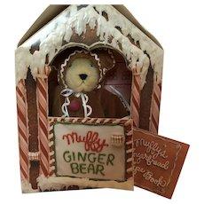 Muffy North American  Bear Co 1992 Ginger Bear
