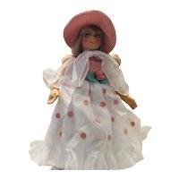 Lenci Felt Doll Anili