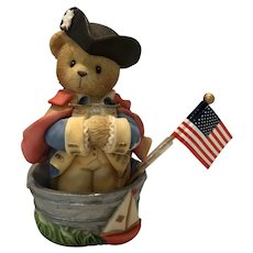 Cherished Teddies George