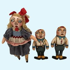 JSSturtevant Alice and Tweedle Dee Tweedle Dum