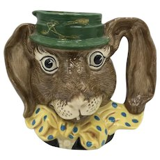 Large Royal Doulton The March Hare Jug D6776 c. 1989-1991
