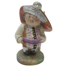 Vintage Royal Crown Derby Low Dwarf with box from 1990