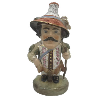 Vintage Royal Crown Derby Tall Dwarf (no box) from 1966