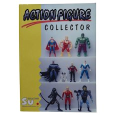 ACTION FIGURE COLLECTOR International Version 1997 - Soft Cover Book