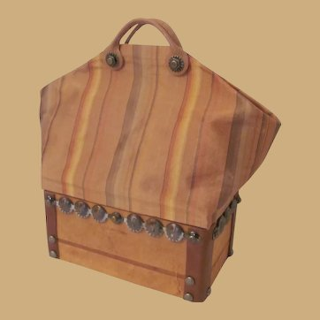 French Style Sac du Voyage for your Fashion Doll