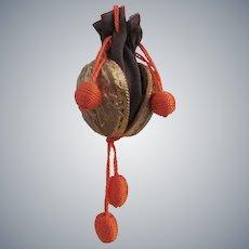 Handmade Walnut Purse