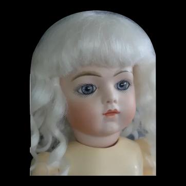 """BRU reproduction doll - 14"""" doll - Blue-grey eyes"""