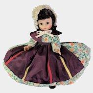 Vintage Madame Alexander Doll Canada Girl 560