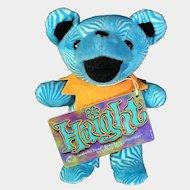 Haight Grateful Dead Bean Bear