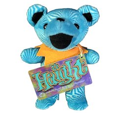Haight Grateful Dead Bean Bear