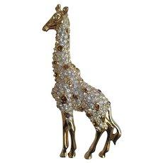 VERY RARE - Nolan Miller's Giraffe Pin