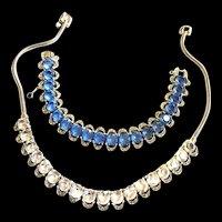 Vintage Designer Necklace and Bracelet