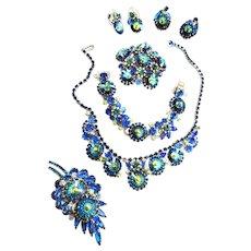 Juliana Grand Grand Parure Mesmerizing Margaritas  Bermuda Blue