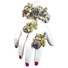 Juliana Mille Fiori Clamper Bracelet